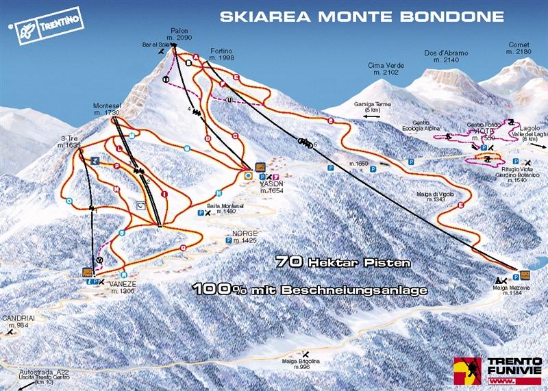 Oferte Trento-Monte Bondone