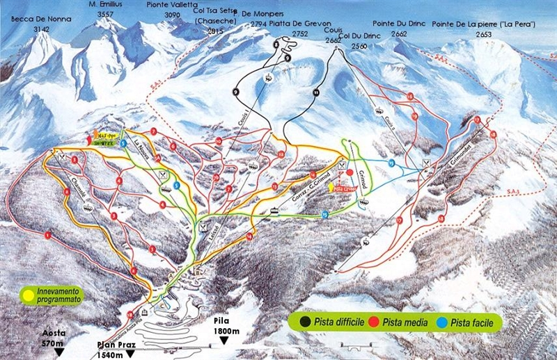 Oferte Val d Aosta